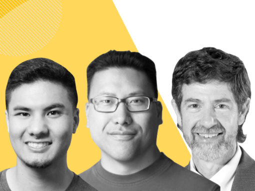 Fireside Chat with David Murray, Dominique Kwong, Anthony Nguyen, Dave Van Hoy