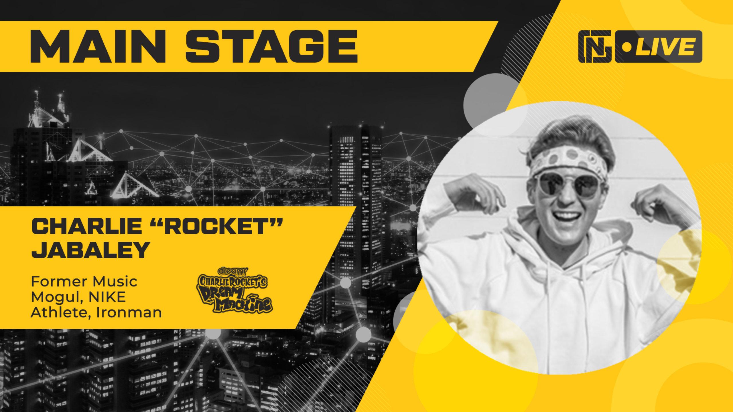Charlie Rocket Keynote 2020 NGT LIVE